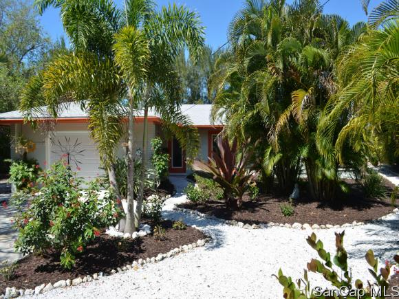If you're looking for a smaller and cozier option of Sanibel Island, this is a property you will want to make sure to take a look at. With two bedrooms and two bathrooms, this charming home is located at 1805 Ibis Lane.