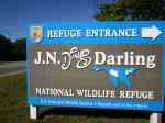 ding darling preserve sign
