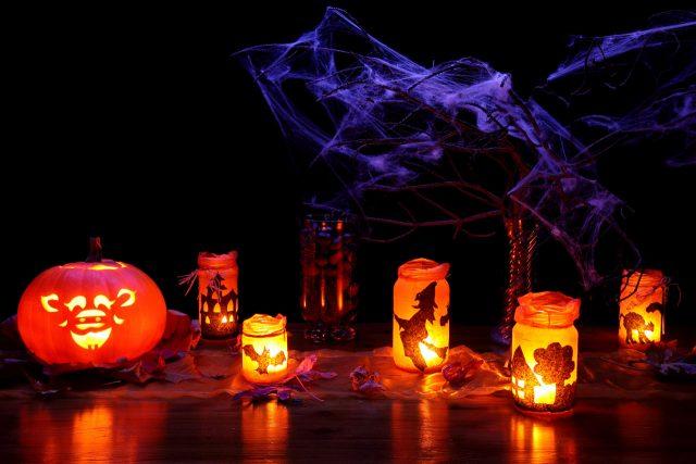 sanibel island halloween decorations