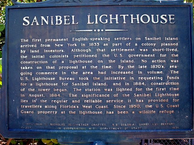 Sanibel History