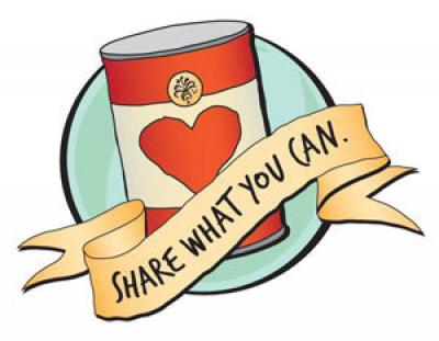 Share what you can