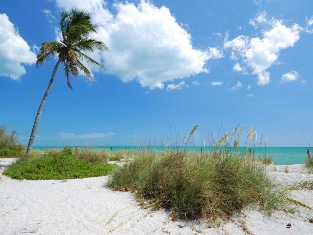 Captiva Island Beach