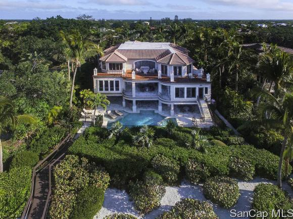 Sanibel Island real estate captures a small part of the island's history