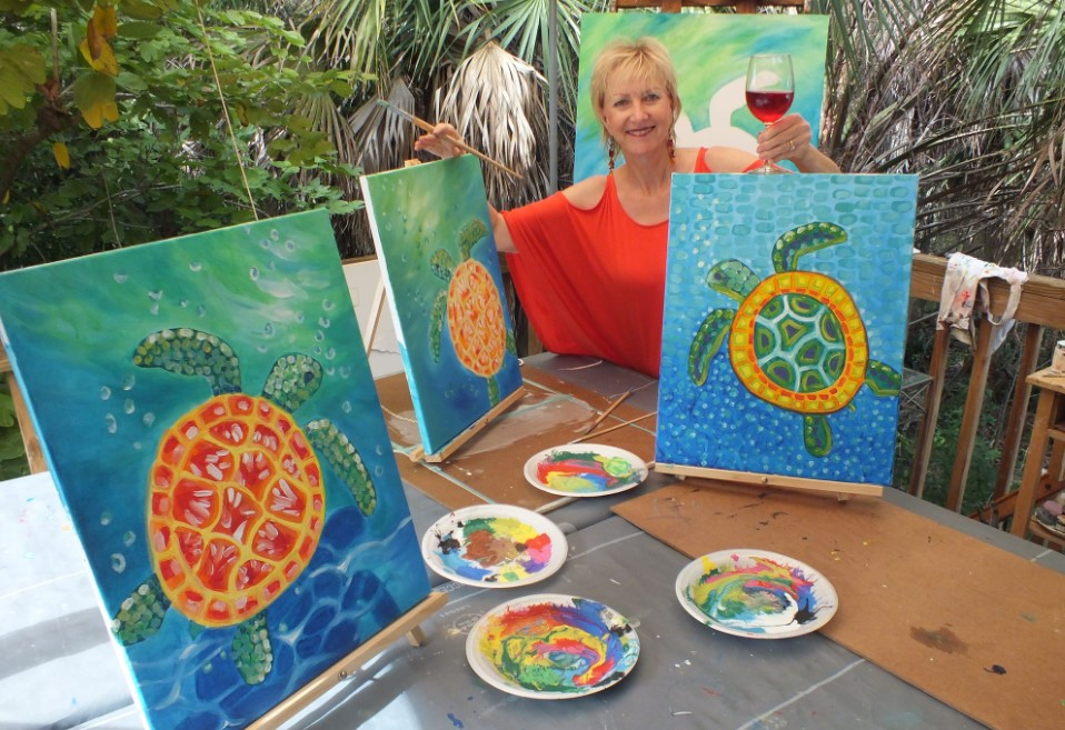 there are plenty of fun classes and workshops that add a unique twist to your itinerary. Best of all, they are all moments away from any of our Sanibel listings.