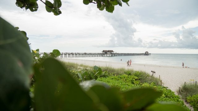 the pier on sanibel island